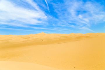 Sky above the Desert