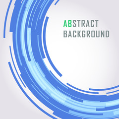 Vector abstract business background. Template brochure and layout design