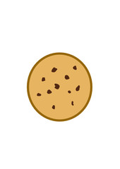 Cookie Vektorgrafik
