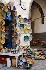 Keuken foto achterwand Marokko Essaouira