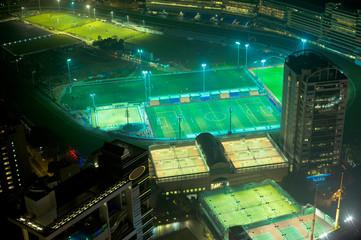 Hong Kong  sport district