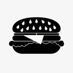 Simple Burger icon