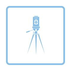 Laser level tool icon