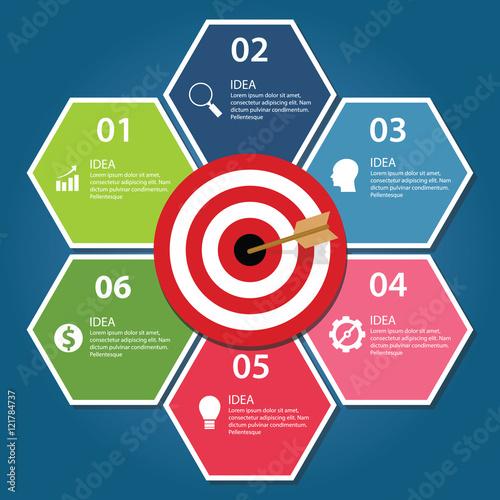 Infographic goals