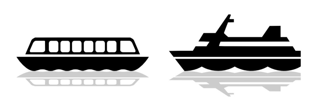 Schiffe Symbol