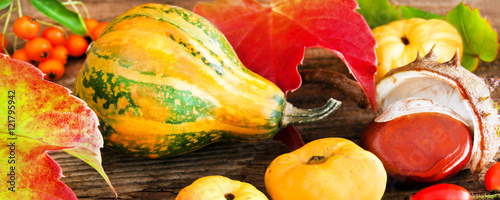 Herbst Dekoration Stock photo and royaltyfree images on
