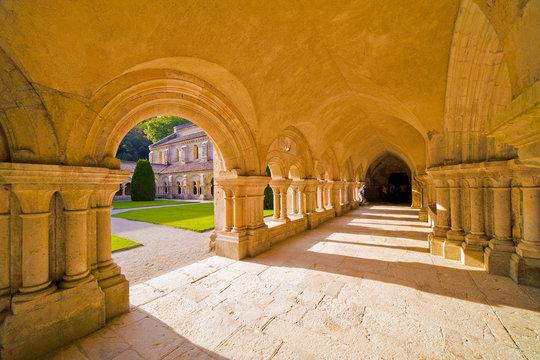 abbaye de Fontenay, côtes-d'or, Bourgogne-franche-comté
