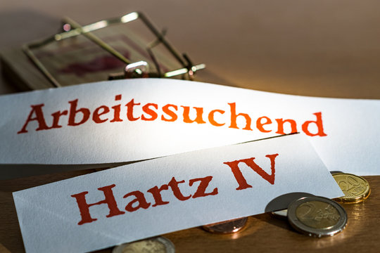 Arbeitssuchend und Hartz IV