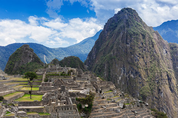 ancient and mysterious Inca city