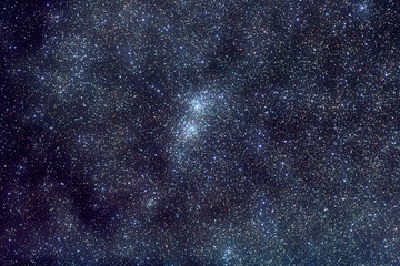 Double Cluster Perseus Stars