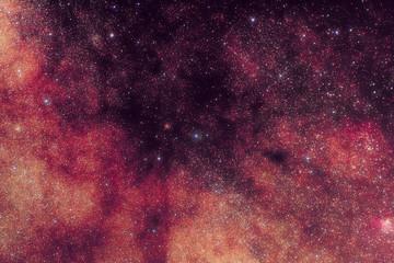 Milky Way stars Scutum