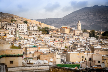 Fez, Northern Morocco, Africa