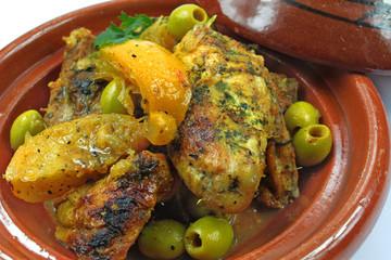 tajine de poulet au citron 26092016