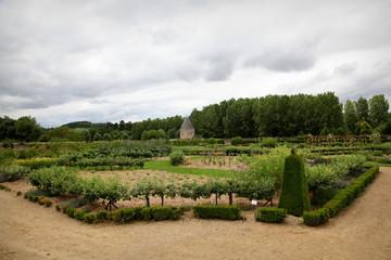 Les jardins du château Valmer.