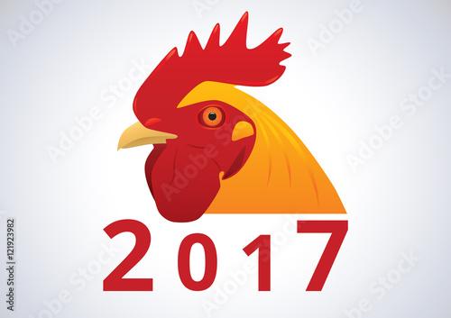 Как сделать символ 2017 года петуха