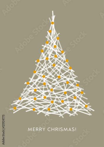 weihnachtsbaum grafik weihnachtsgru geometrische. Black Bedroom Furniture Sets. Home Design Ideas