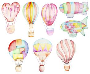 Air balloons collection