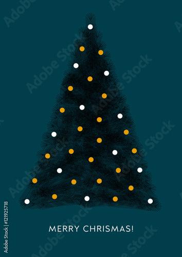 Weihnachtsbaum grafik weihnachtsgru geometrische formen englisch stockfotos und - Weihnachtsbaum englisch ...