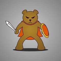 Bear Knight