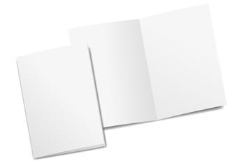 mockup Broschüre