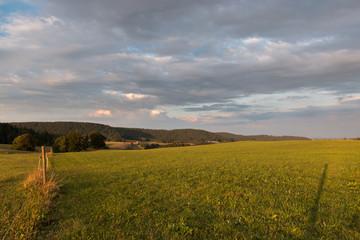Wall Mural - Landschaft Schwarzwald