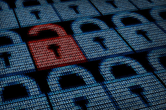 Digital security threat