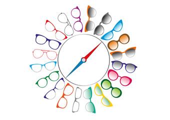 occhiali montature ottica