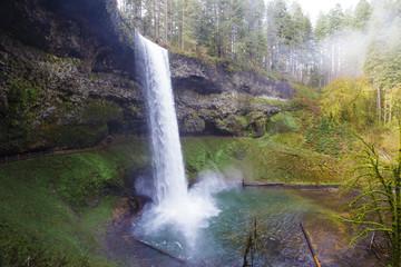 Silver Falls State Park in Oregon