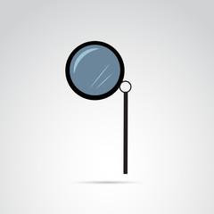 Monocle vector icon.