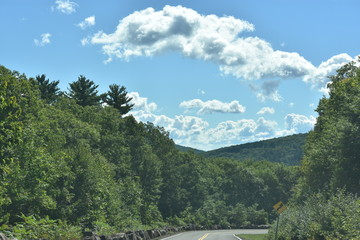 Prospect Mountain in Lake George, New York