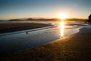 Sunrise at Umina Beach