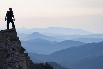 cesur dağcının zirve başarısı