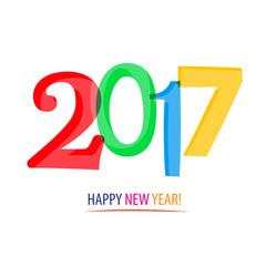 2017 - Happy New Year!