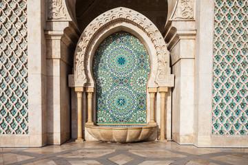 Hassan Mosque design