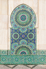 Hassan Mosque design