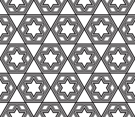 The magic triangle. Series mirror transformation of triangular s