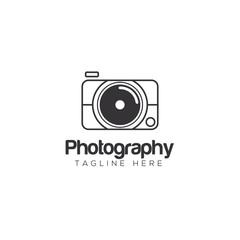 Photography Creative Concept Logo Design