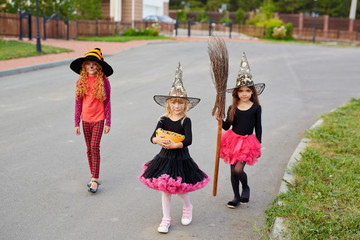 Trick-or-treat tradition