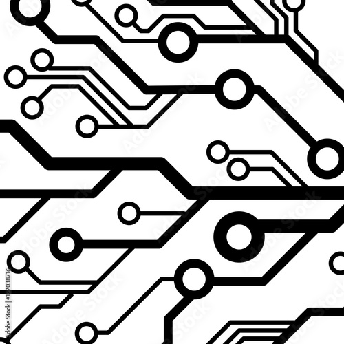 u0026quot vector circuit board icon u0026quot  stock image and royalty