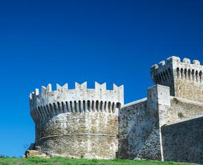 Castello di Populonia - Toscana