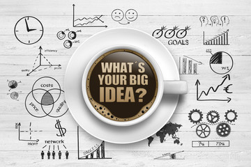 Whats´´s your big idea?