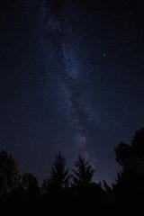 Milky Way in Northern Michigan