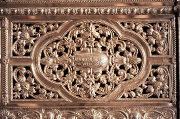 orfebrería española, objeto de plata