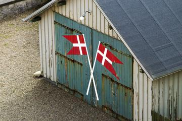 Dannebrog - dänische Flaggen