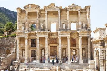 efes antik kütüphane