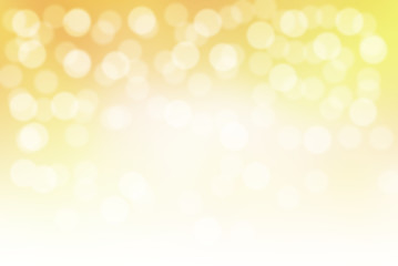 Soft blurred background with bokeh. Abstract gradient desktop wallpaper.
