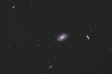 Gruppe von Galaxien M81 und M82