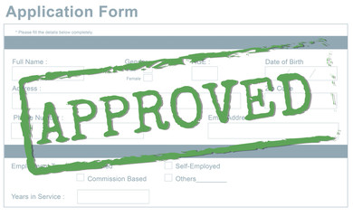 Approved Agreement Authority Guarantee Permit Concept