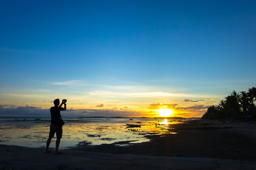 Sunset Photography in the Islands