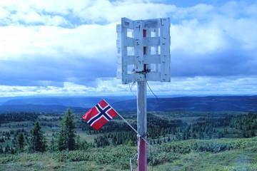 Norwegische Aussicht